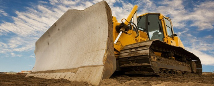 California bulldozer rental