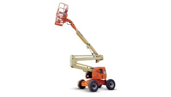 30 Ft. Articulating Boom Lift in Wichita