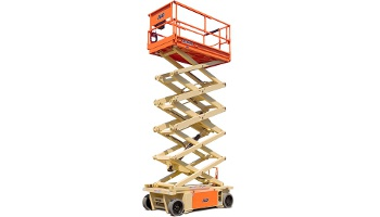 19 Ft Scissor Lift in Oklahoma City