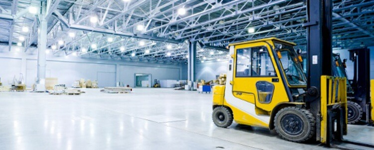 Maine forklift rental