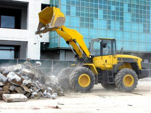 Construction equipment rental safety