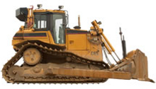 40 HP Bulldozer in Hyannis