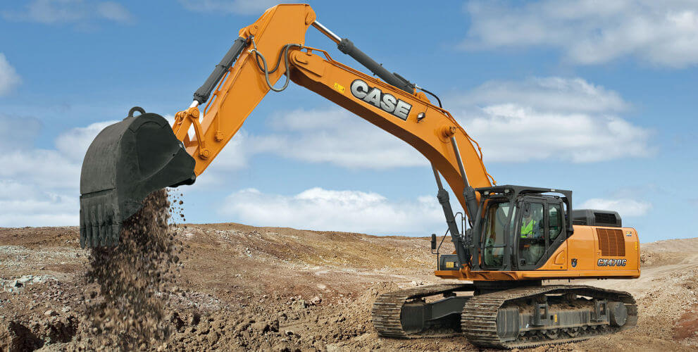 Massachusetts excavator rental